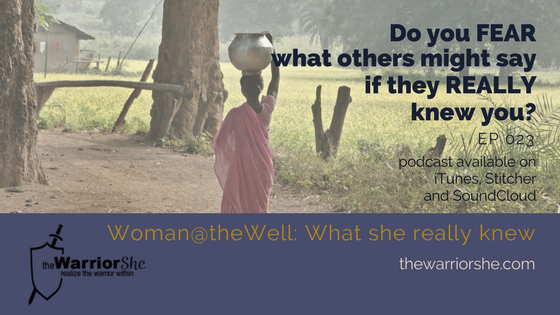 023.Do you FEAR what others might say?