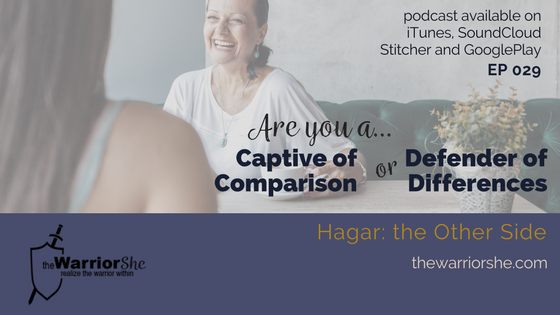 029.Are You a Captive of Comparison or Defender of Differences?