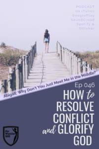 046.How to Resolve Conflict.PIN