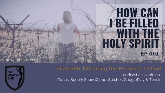 061. How Can I Be FILLED with the Holy Spirit?