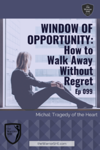 099.Opportunity Without Regret.PIN